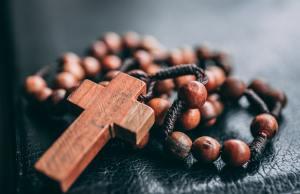 catholic, rosary, bead