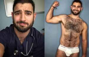 Francisco José Alvarado, mr gay world, doctor, covid