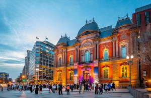 Smithsonian: Renwick Gallery