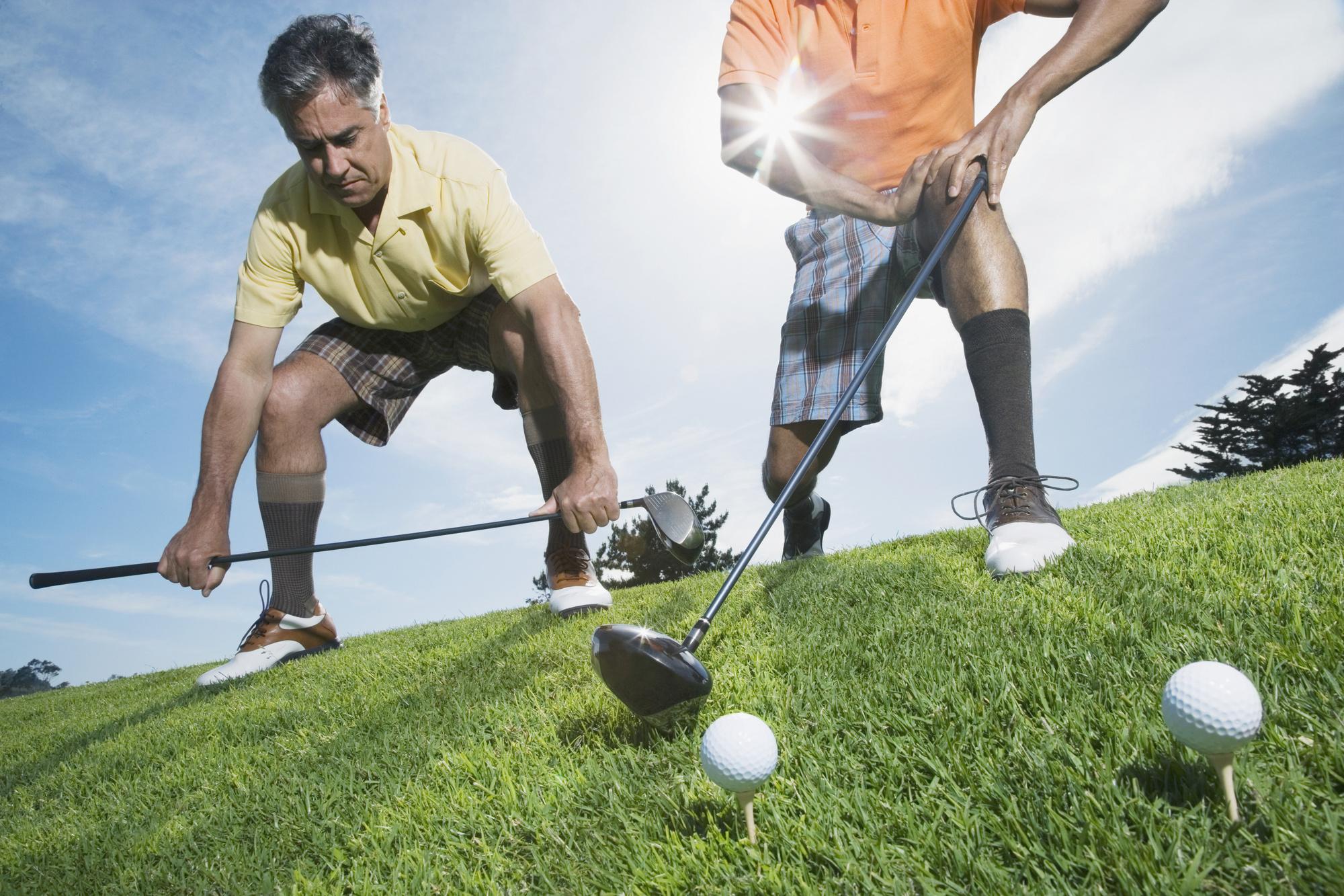 Pre Golf Stretches – Golf Stretching