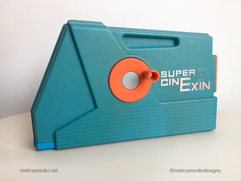 Super Cinexin 8, juguete retro