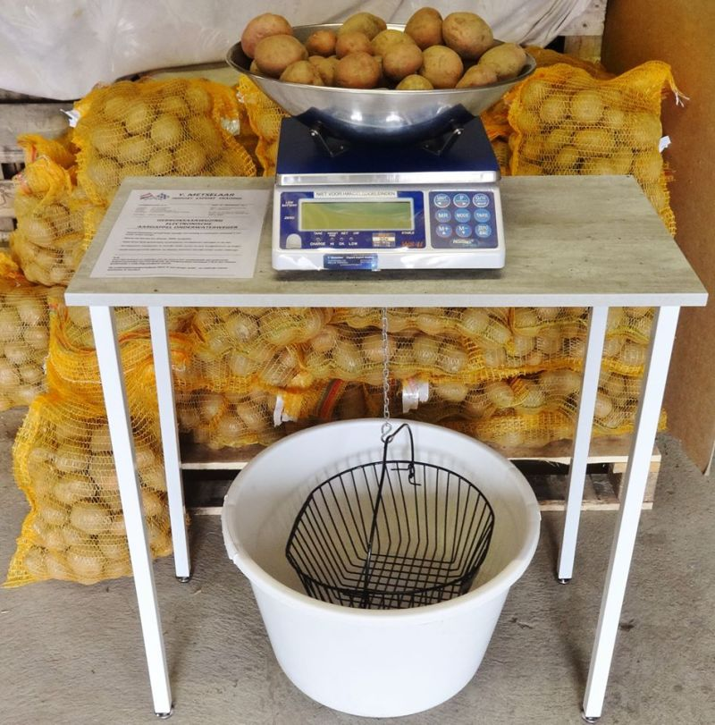 aardappel weger