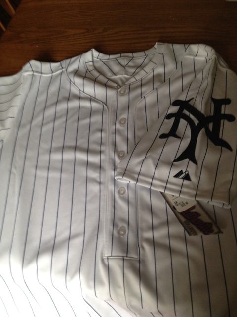 I own this 1912 New York Giants jersey, you could too The Mets Police