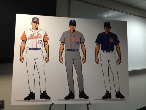Port St. Lucie Mets uniforms 2013