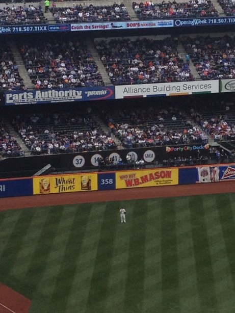 opening day 2013 mets
