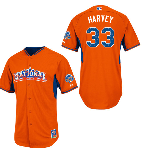 matt harvey all star game jersey