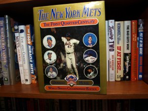 MetsPolice Library Mets First Quarter Century WS Edition