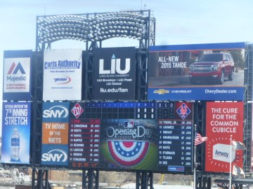 2014 citi field scoreboard