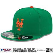 2015 mets irish cap