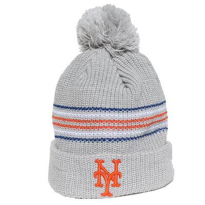 4c83b2e4939 The t-shirt guy says he has 10 new Mets Beanies even though it seems ...