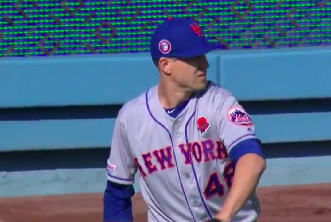 half off 1beaf ffe7b jacob de grom 2019 memorial day jersey - The Mets Police