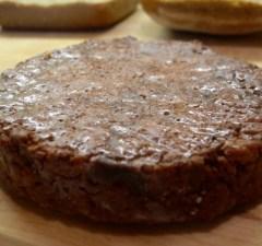 Soja Burger Paddie