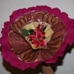 Valentinstag Blumenstrauss aus Wurst 3