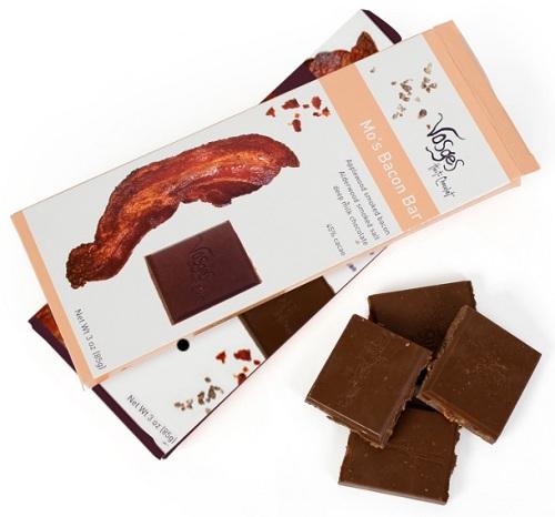 bacon-schokolade