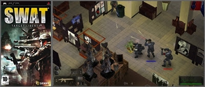 SWAT Target Liberty PSP iso download