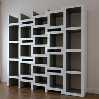 meuble bibliotheque modulable meuble