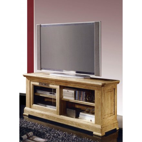 meuble tv en chene massif 150 cm colisee celtique