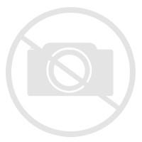 table de repas en acacia massif naturel et metal 200cm zen black