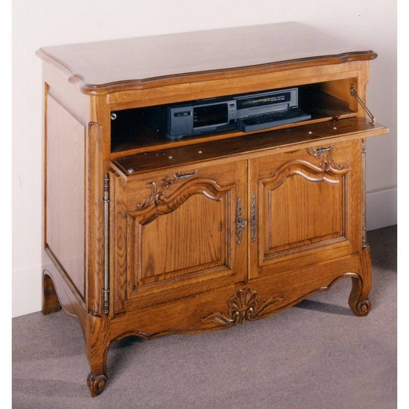 meuble tv louis xv regence n 1 florelie