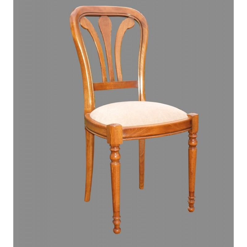 Chaise Louis Philippe N2 En Htre Et Tissu Meubles De