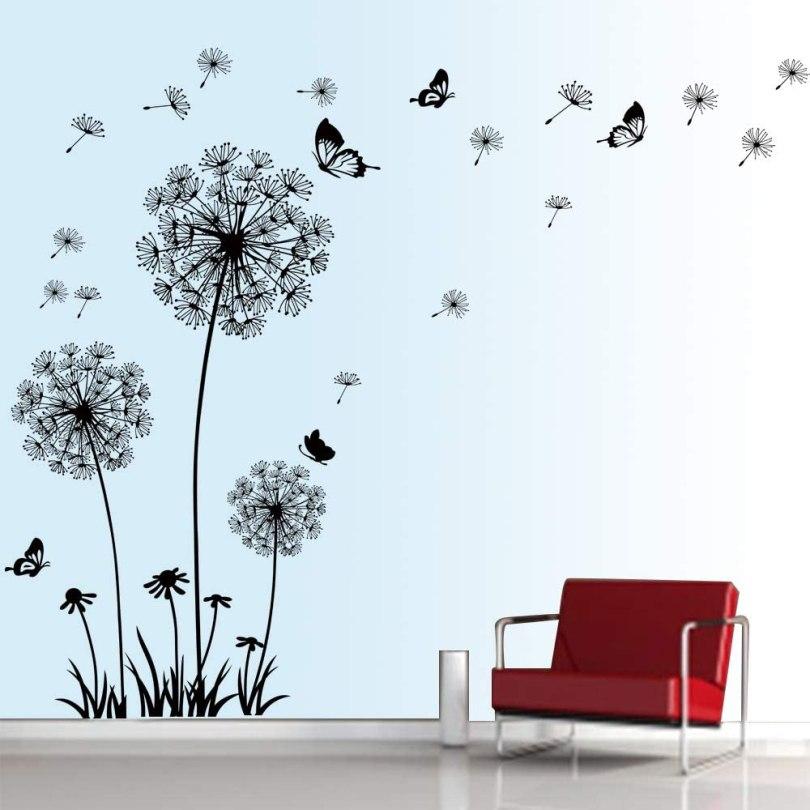 stickers décoratifs pour murs
