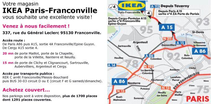 Ikea Paris Et Région Parisienne