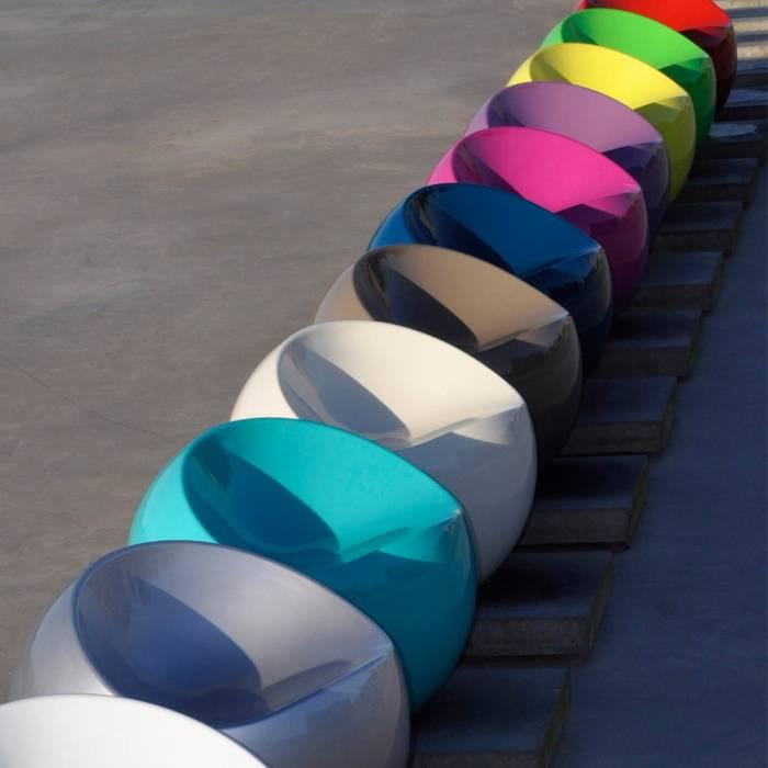 Pouf Dco Apple Ball Chair Design Original Meuble Et