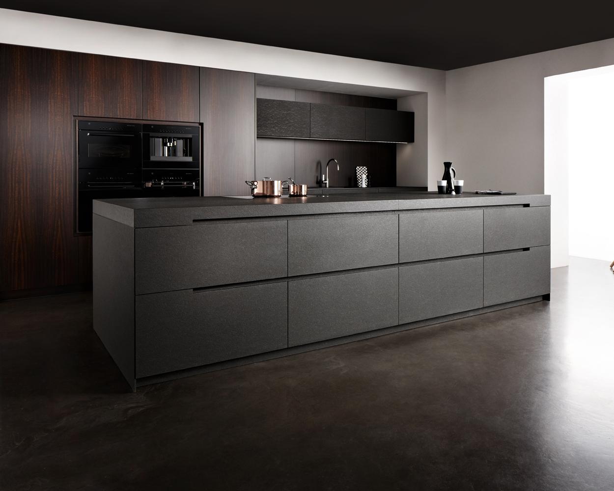 Modern U Kitchen Design