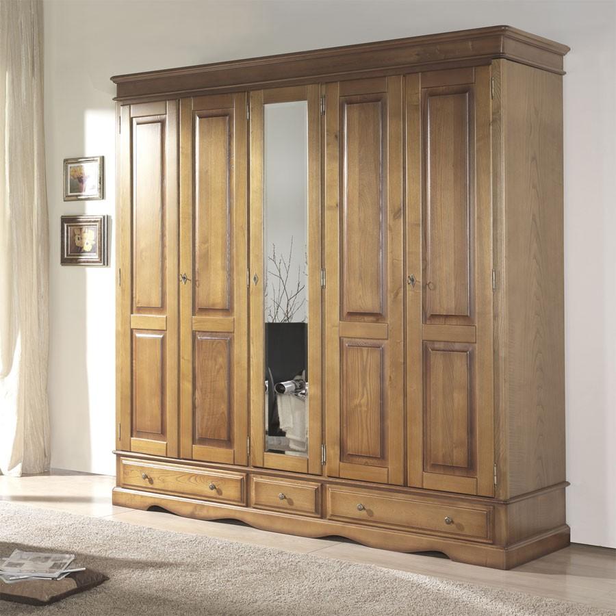 meubles bois massifs