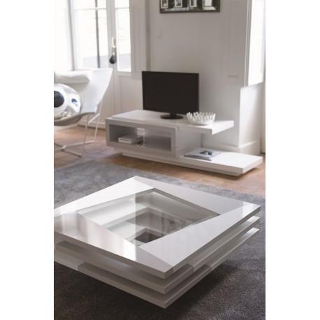 table basse et meuble tv motard