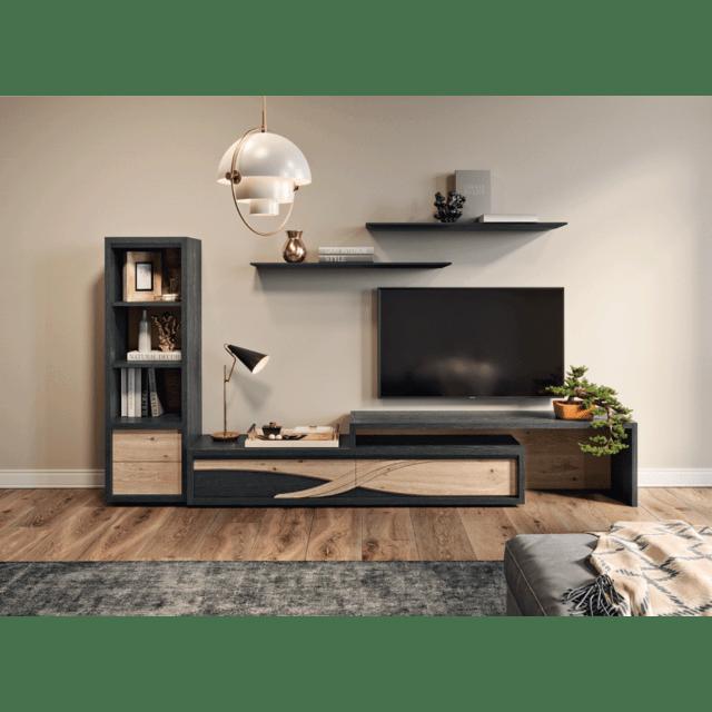 meuble tv composable flore etape requise