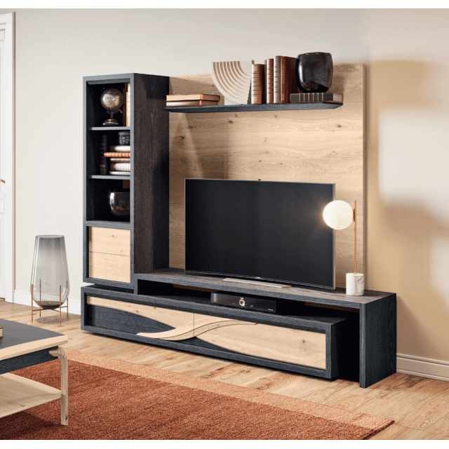 meuble tv composable flore etape requise