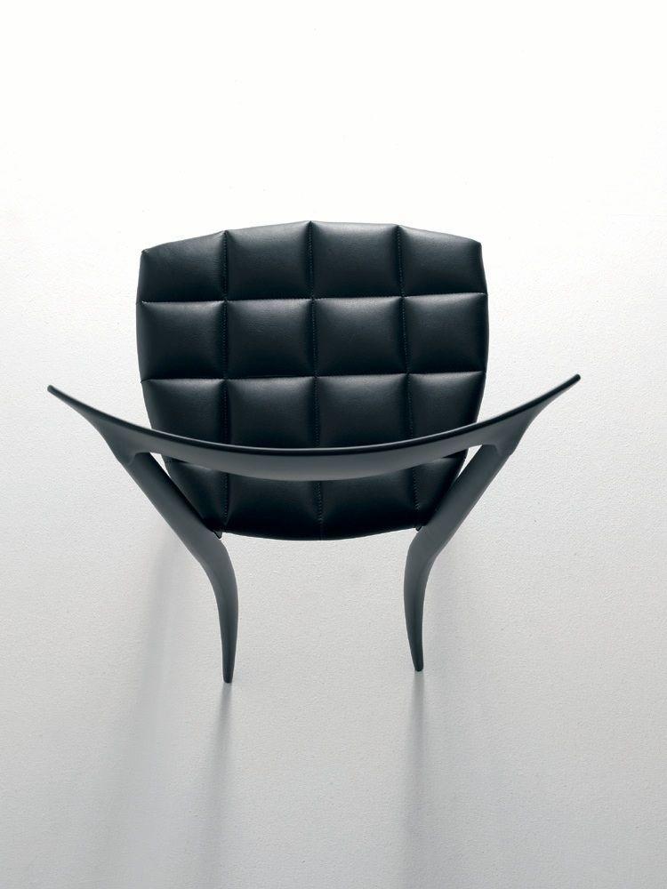 Chaise De Charme Chaise Visiteur Charme Cuir Blanc With