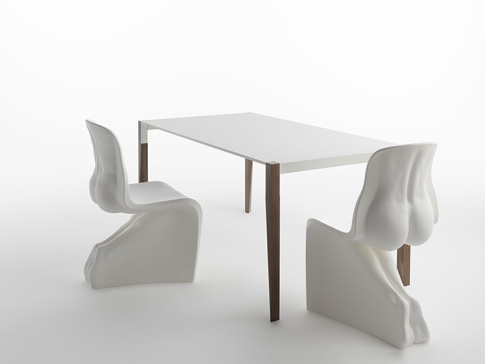 Table En Fenix Meubles Steinmetz