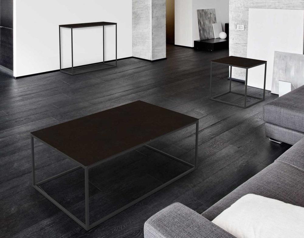 table basse metallica