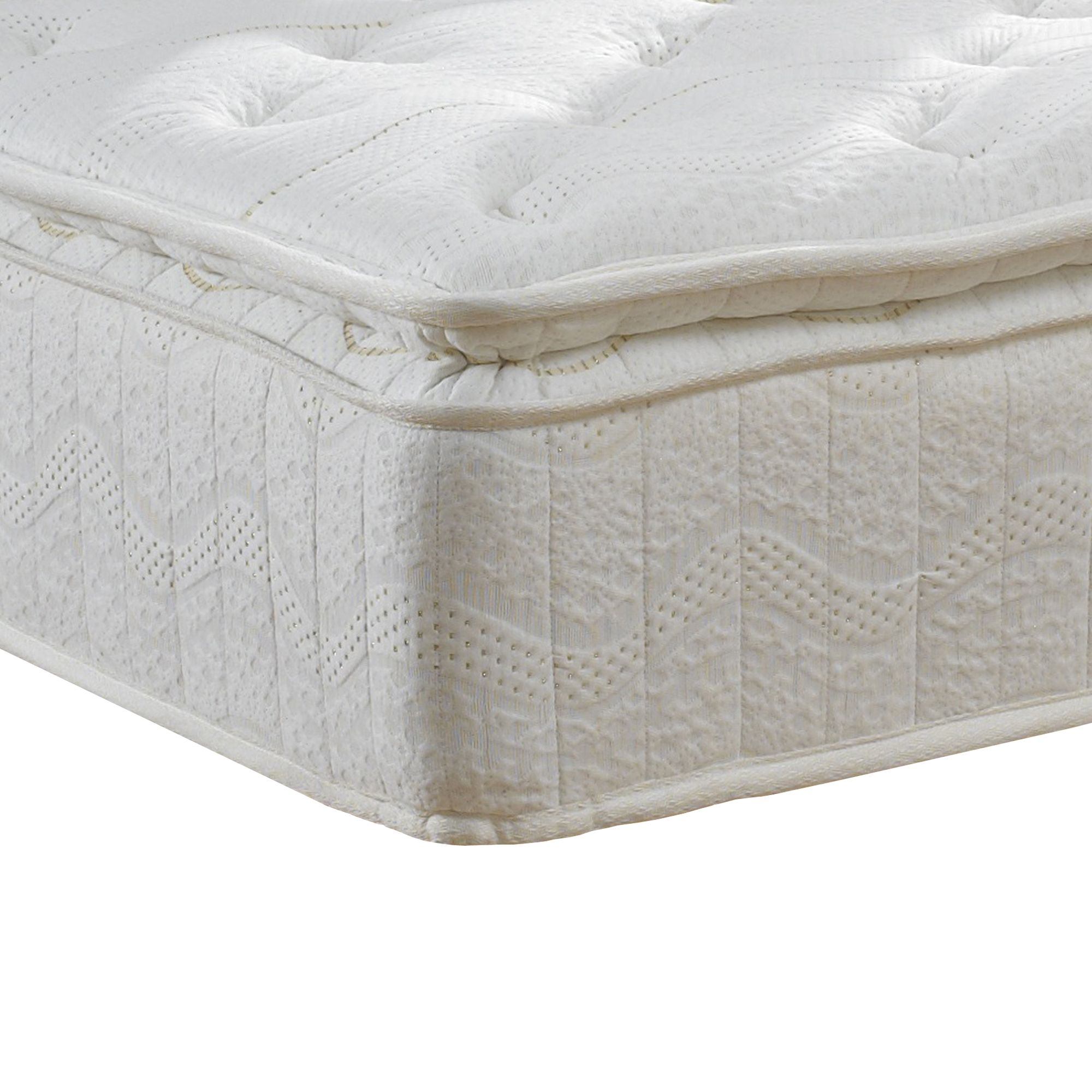 king koil spinal care pillow top small double 120cm mattress