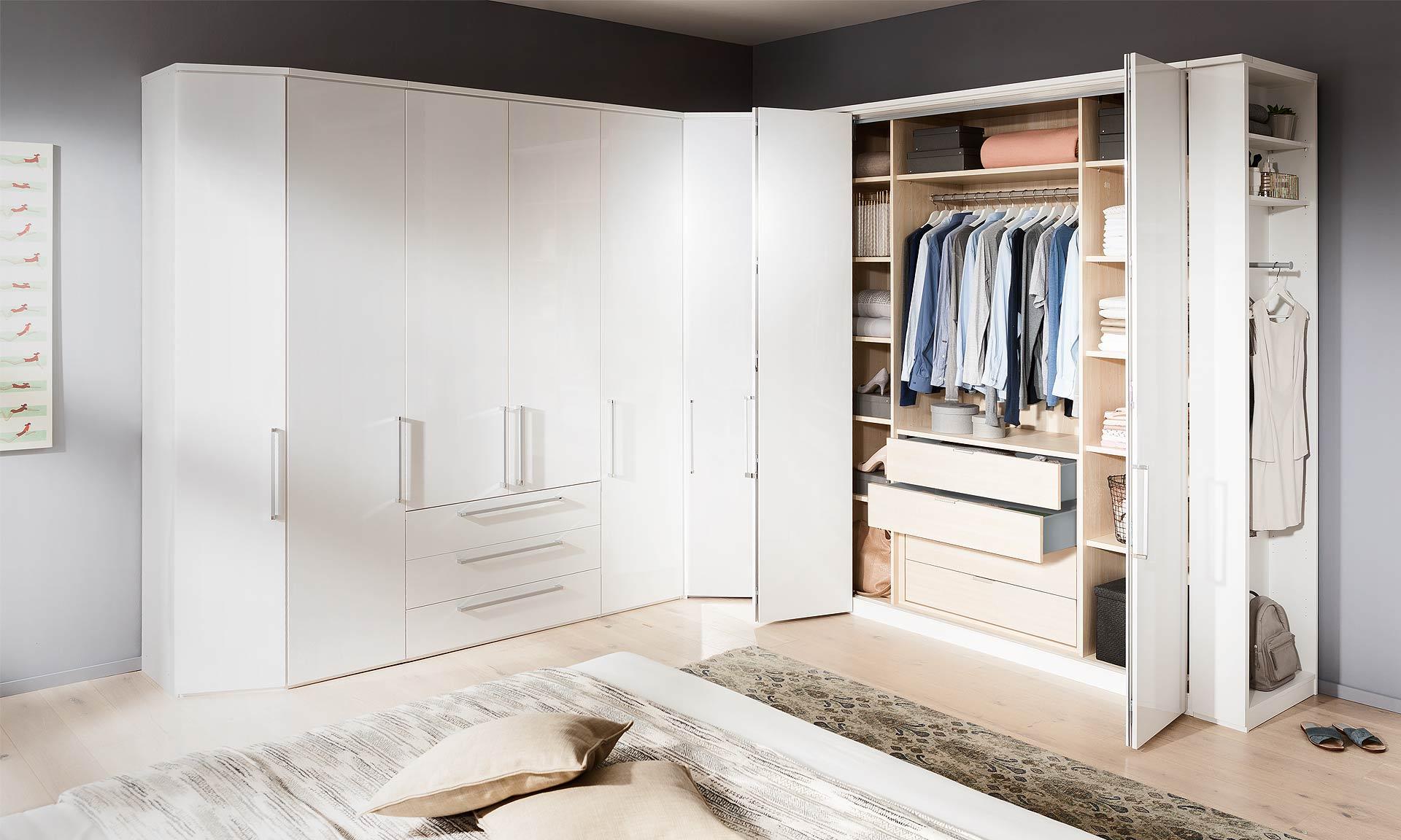 armoire dressing personnalisable selon