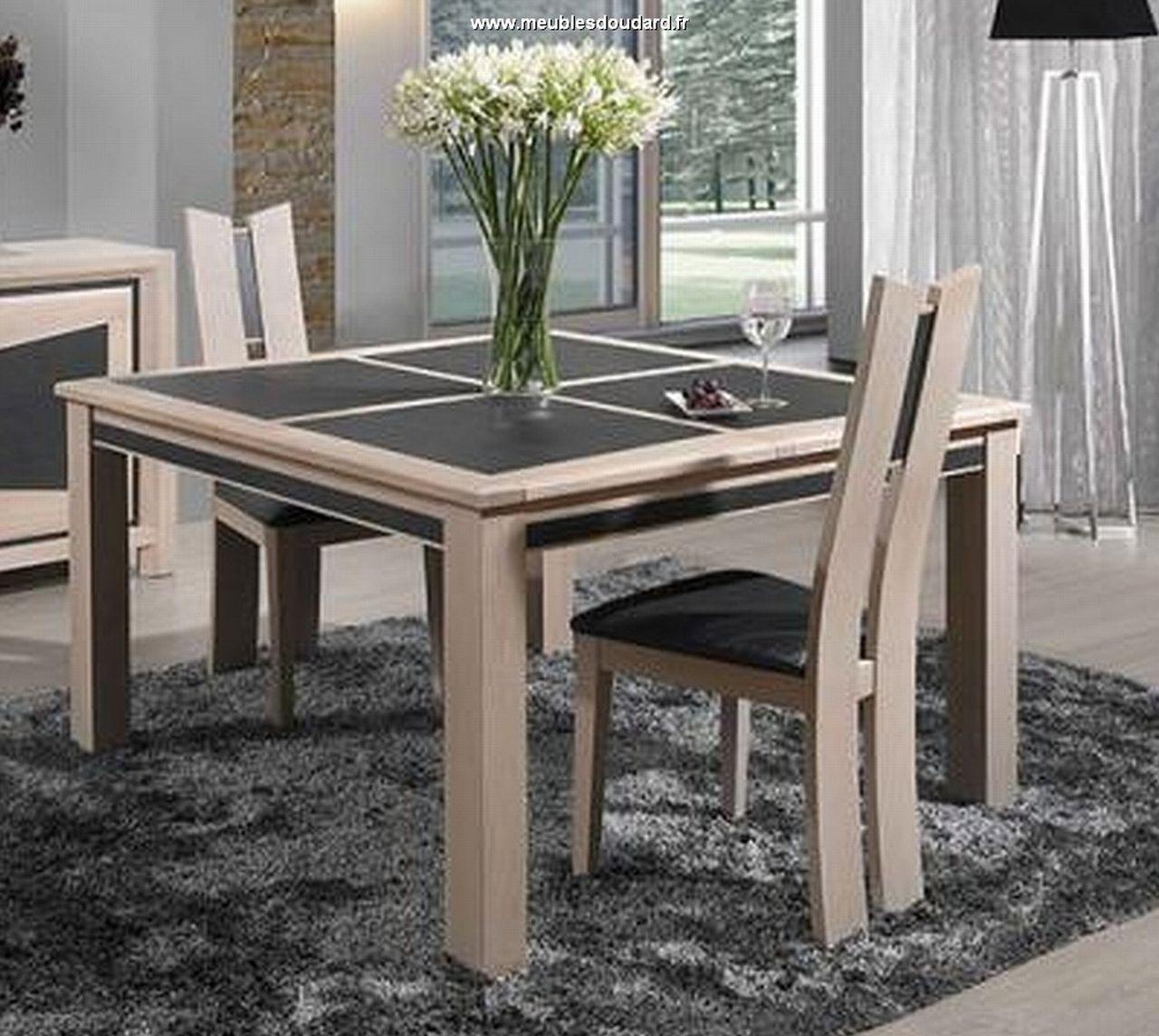 Table Carre Dessus Cramique