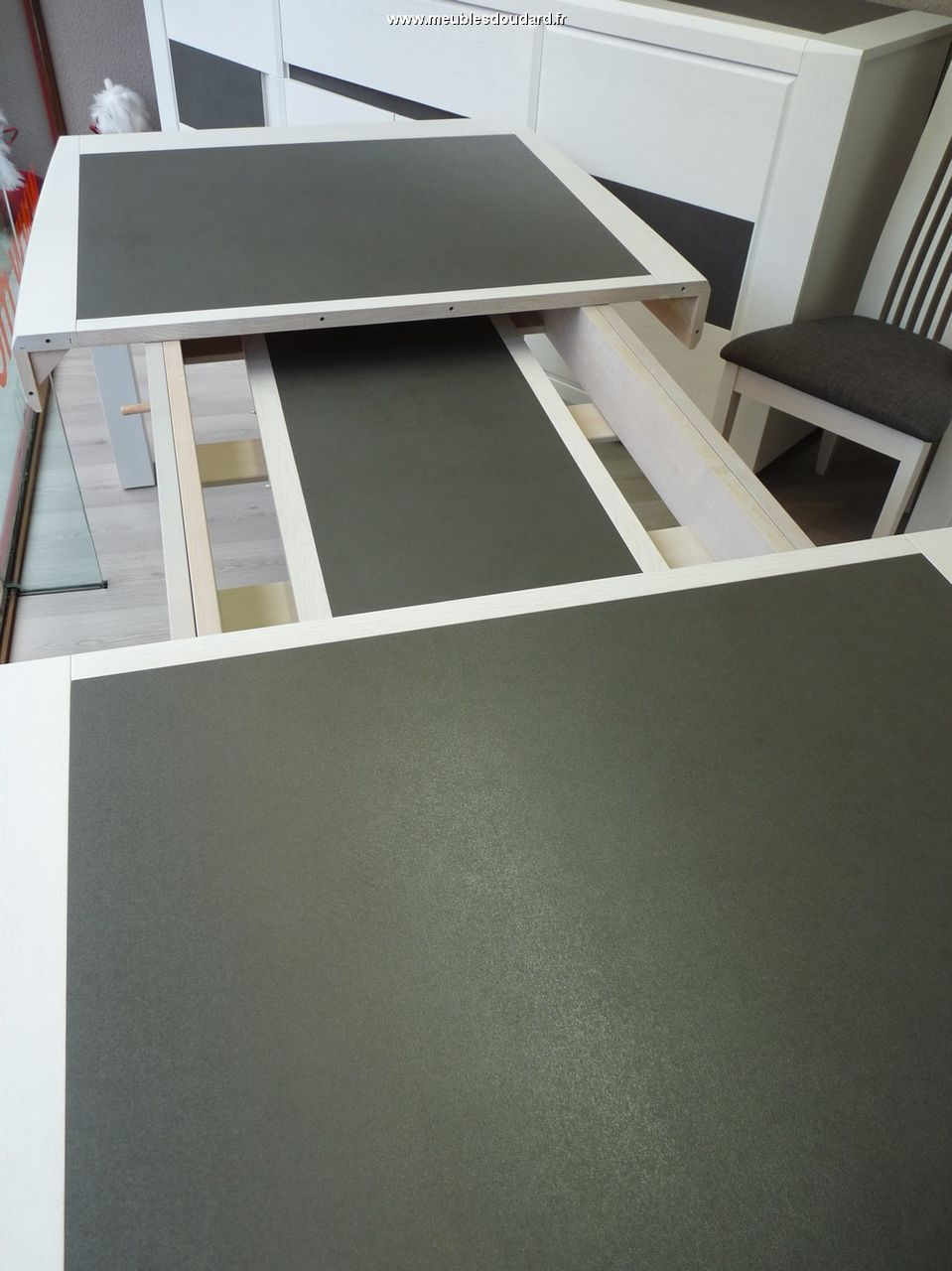 Table Rectangulaire Moderne Table Dessus Cramique Table