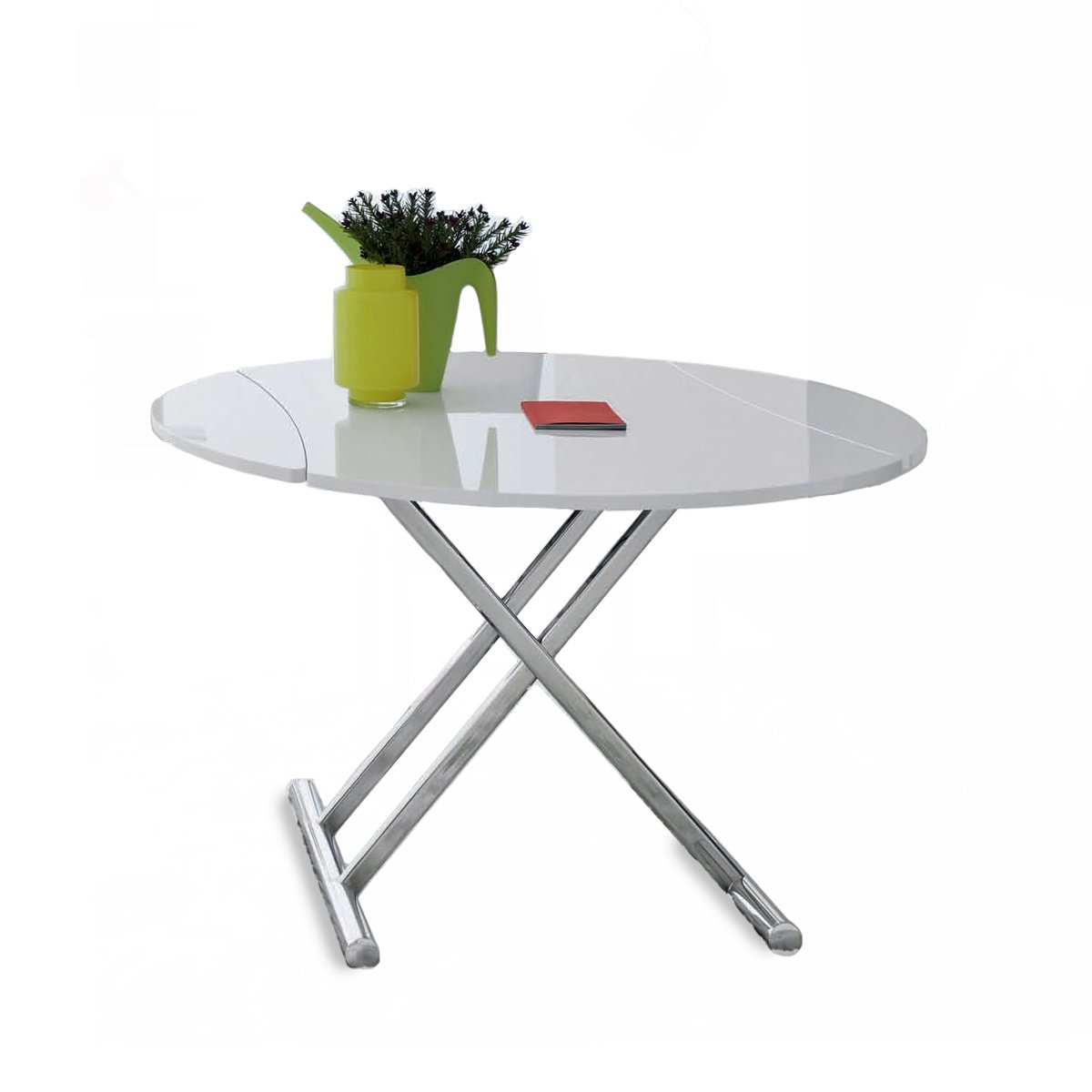 Table Basse Relevable Ronde Nice Meubles Et Atmosphre