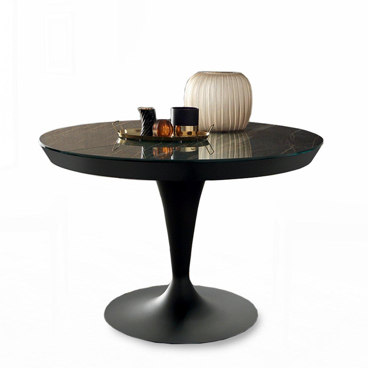 table ronde extensible calix meubles