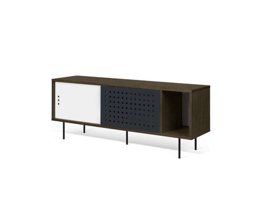 meuble tv scandinave en bois tremo tendance actuelle