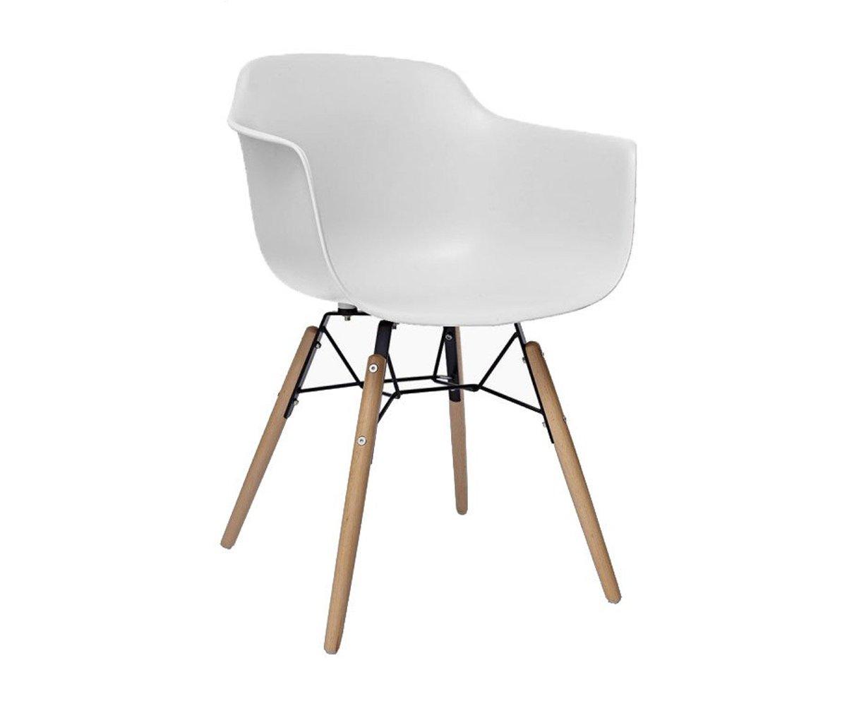 fauteuil salle a manger design scandinave hilgor