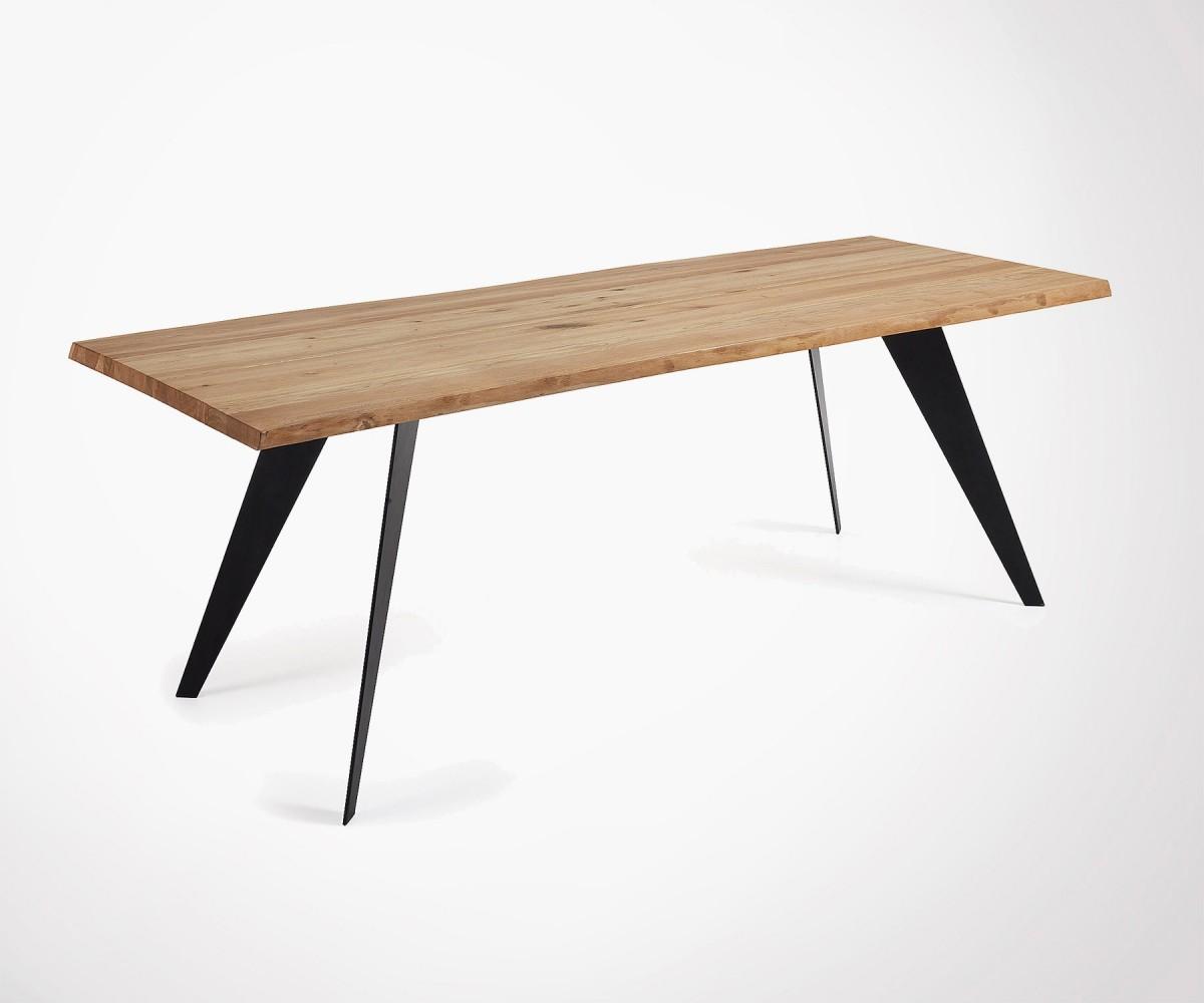 grande table a manger 220cm chene prouv