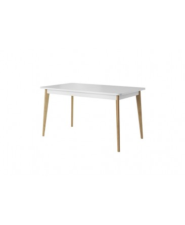 table a manger extensible primo scandinave 140 180 cm