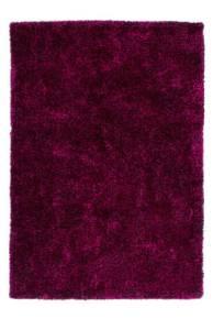 tapis violet fluffy