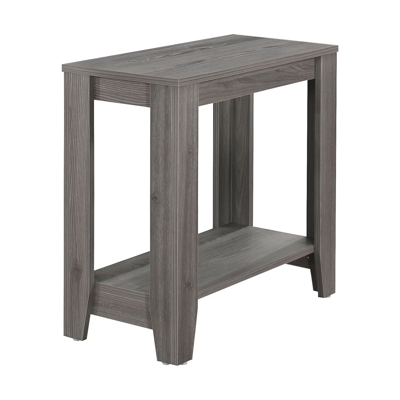 table d appoint gris