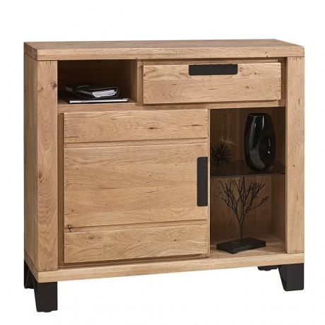 meuble d entree chene massif hudson un meuble d appoint et de qualite