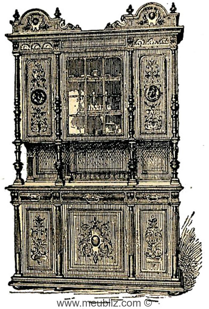 style henri ii neo renaissance 1840