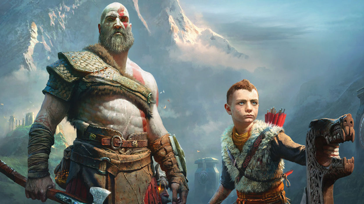 God of War apresenta o Fire Troll